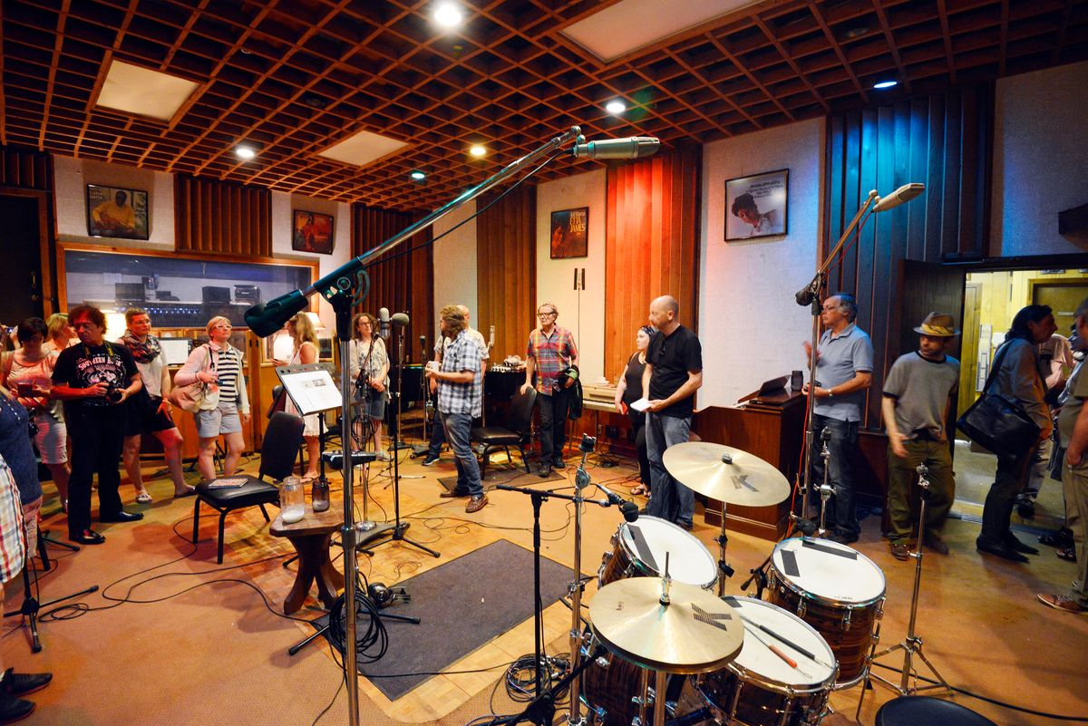 Muscle Shoals, Fame Recoding Studios