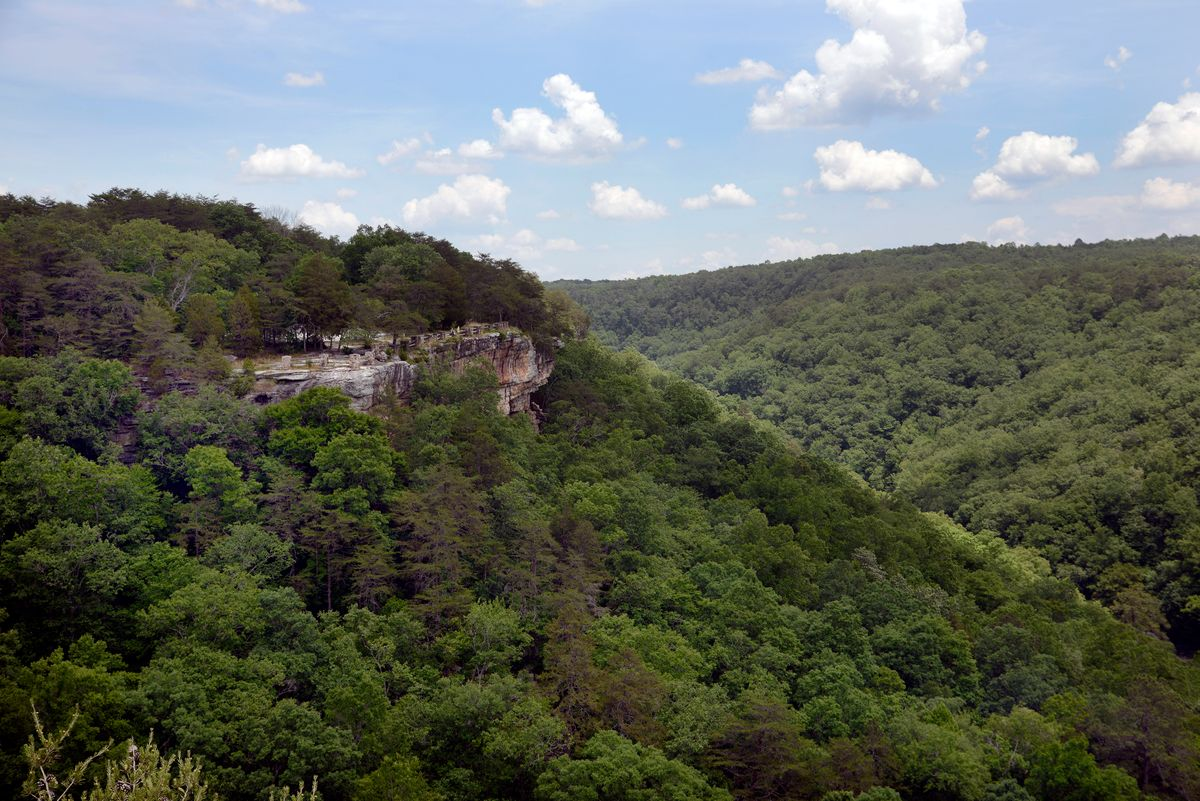 Fort Payne, Little River Canyon